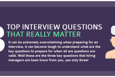 3 Top Interview Questions That Really Matter